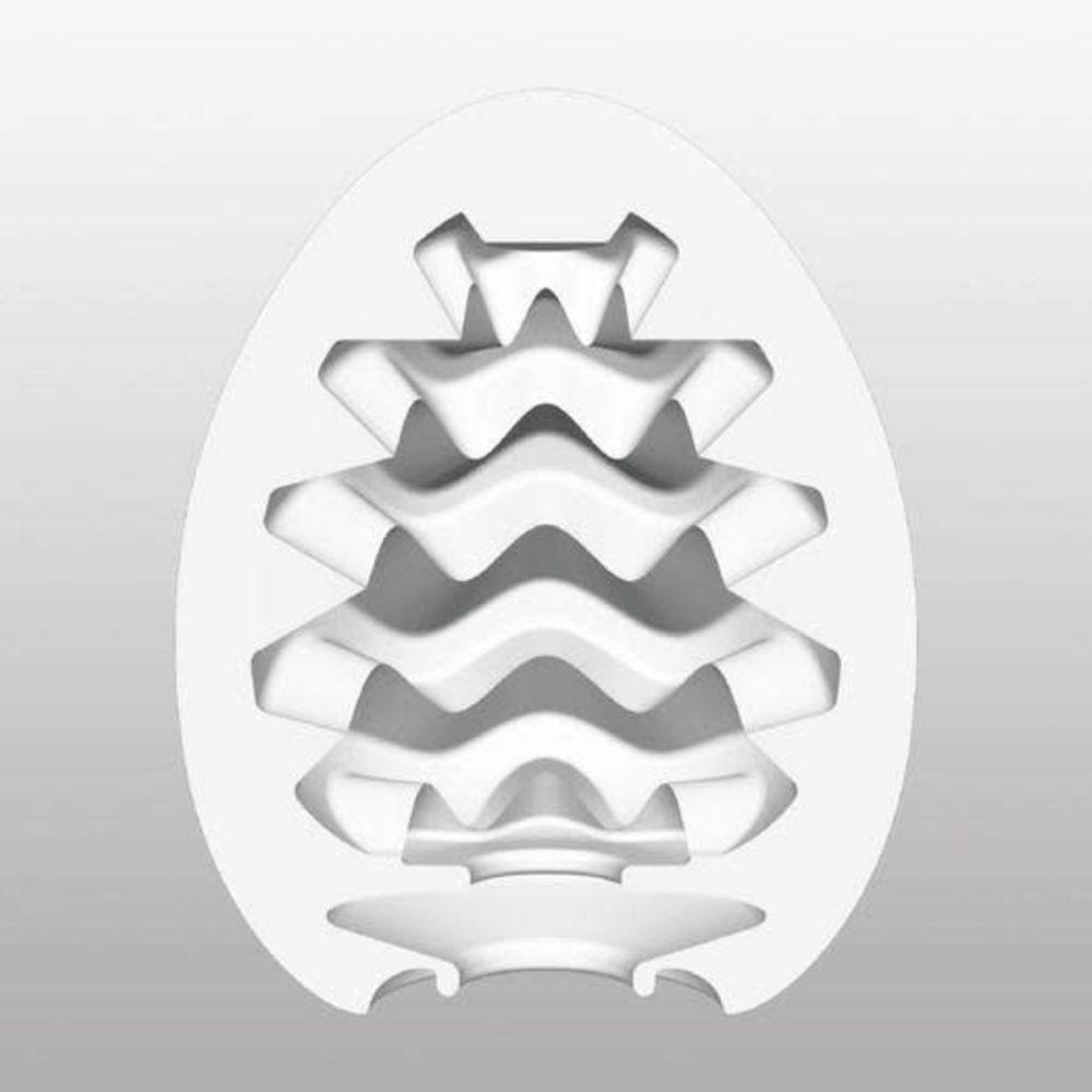 Tenga Stroker Egg - Wavy