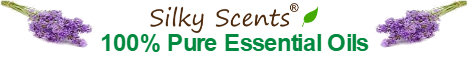 Silky Scents® 100% Pure Essential Oils