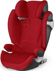 silla de coche grupo 2 3 Cybex Solution m-fix