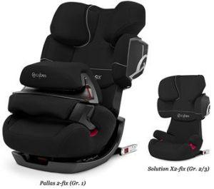 Mejor silla de coche Isofix