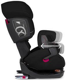 Isofix - silla de coche Cybex Pallas