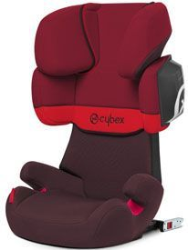 Cybex Solution X2 Fix - silla de coche grupo 2 3