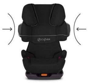 silla de coche cybex pallas 2 fix