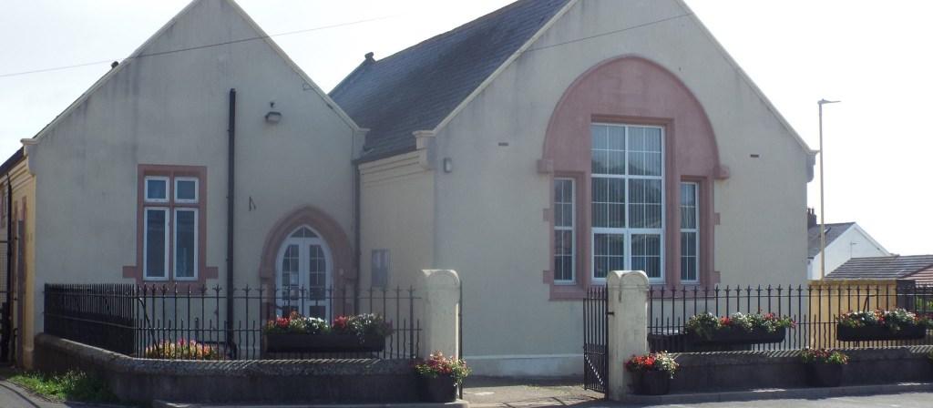 community hall building