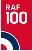 RAF100_logo