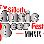 music and beer festival logo