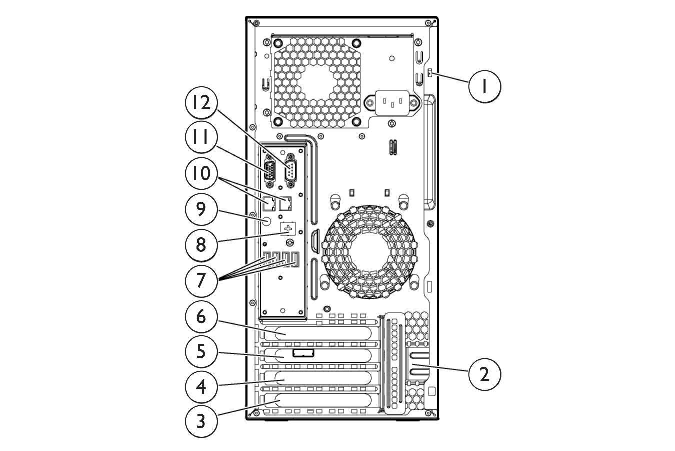 Hp Proliant Ml110 G7 Quickspecs