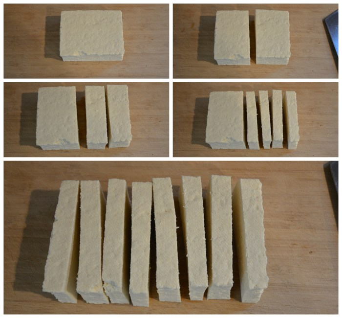 Cutting Tofu