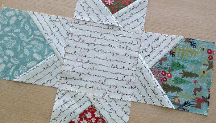 Working on my next @skillshare class using @official_basicgrey @modafabrics #juniperberryfabrics #improvstartablerunner #maker #sillymamaquilts #onlinecourses happy Thursday!