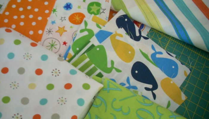 possible baby quilt