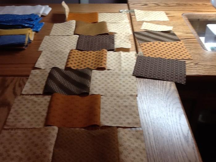 pattern testing