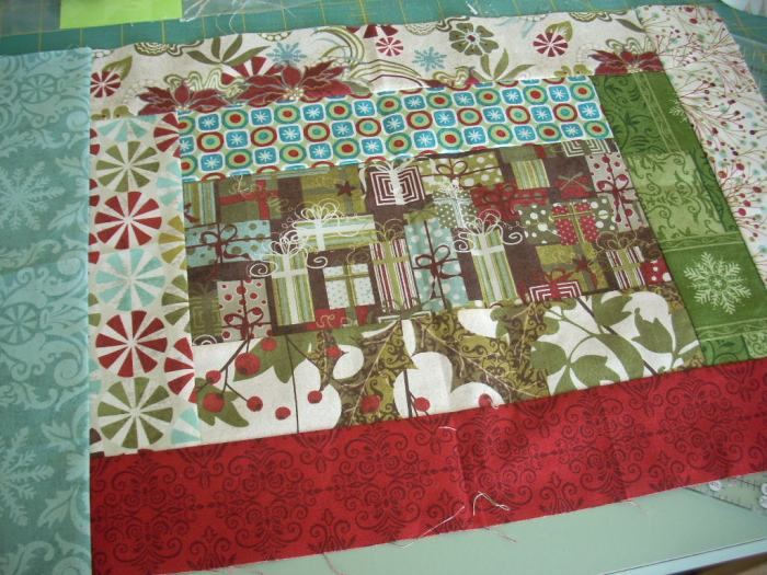 figgy pudding sewing