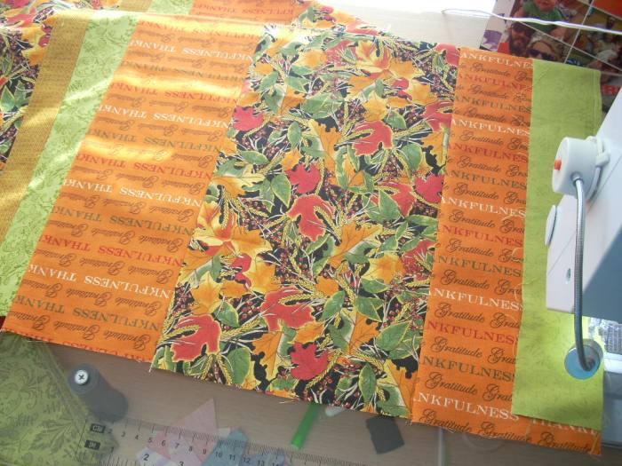fall sewing