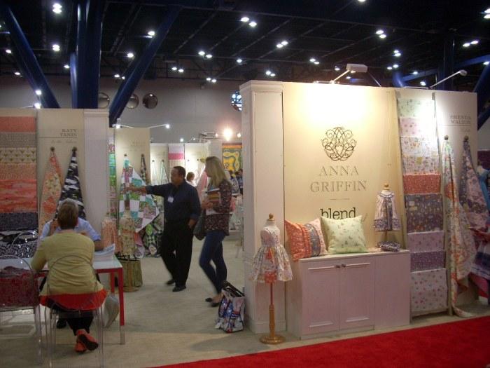 fall quilt market
