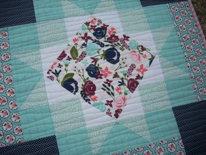 quilting and binding skillshare class