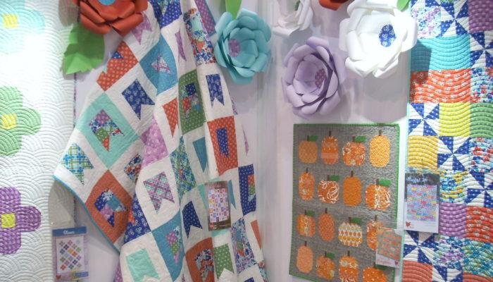 quilt market tour continues