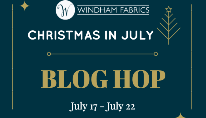 windham christmas in july blog tour