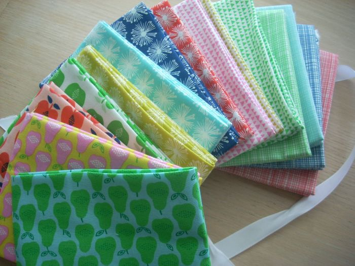 hand picked fabric