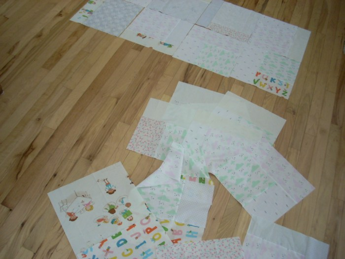 introducing the childs play quilts