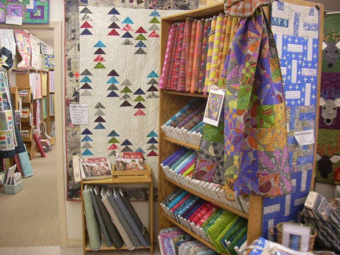 bestie quilt shop hop part 2