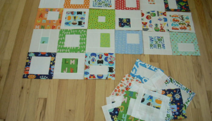 bright baby boy blocks