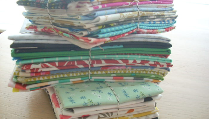 scrap fabric bundles