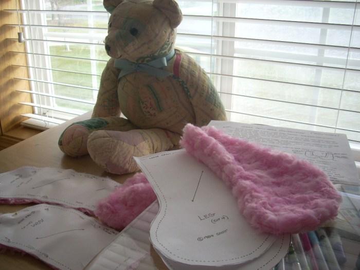 let's make a bear
