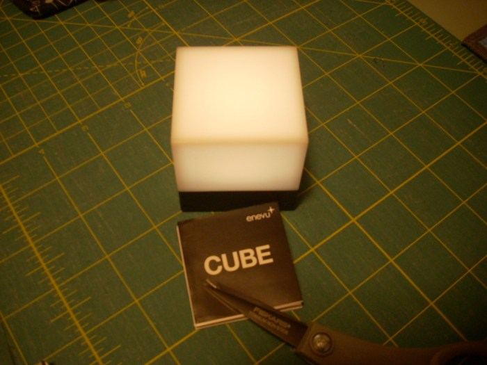 little cube light