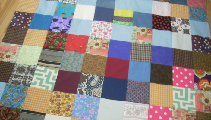 charity quilt