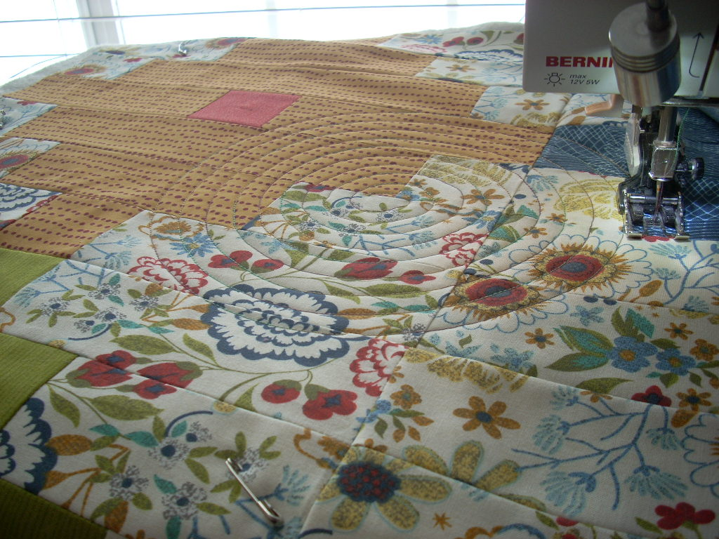 wild honey quilting