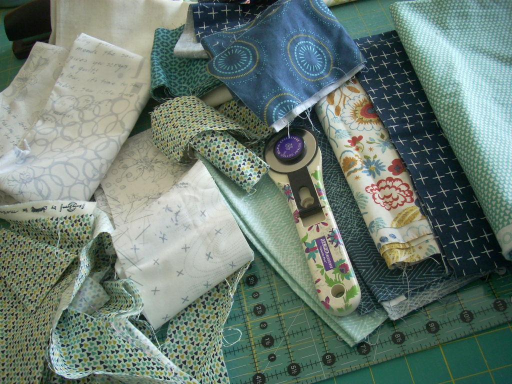a little centerpiece sewing