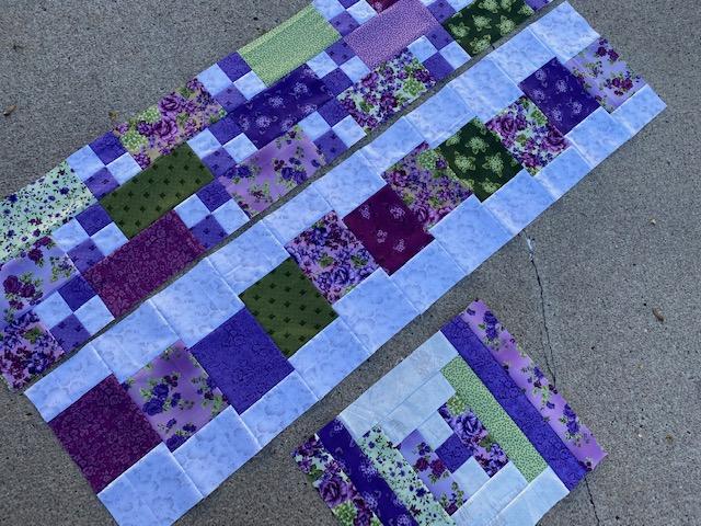 purple project update