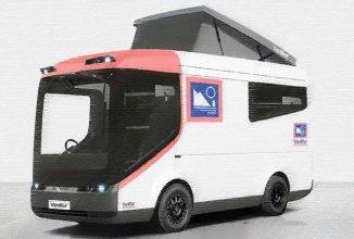 Electric Camper Van