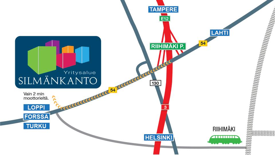 """Yritystontit rakunnusvalmiina! Alue sijaitsee keskellä kasvu-Suomea, Lopen kunta on osa pääkaupunkiseudun työssäkäyntialuetta. Omalla talousalueella asuu 100.000 ahkeraa ihmistä, 100 kilometrin säteellä """"puoli-Suomea""""."""