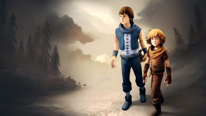 Brothers: A Tale of Two Sons 1