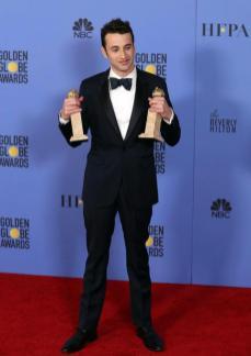 Press Room - 74th Golden Globe Awards