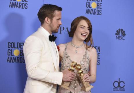 Ryan Gosling,Emma Stone