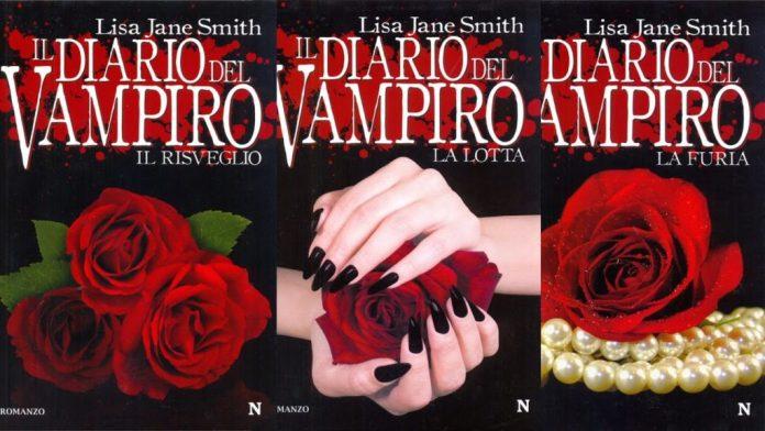 The Vampire Diaries libri