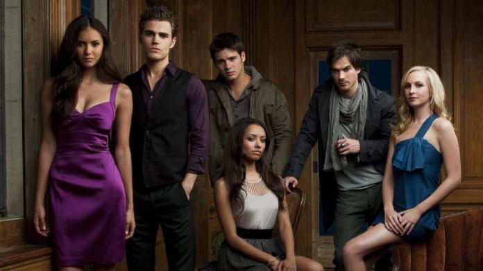 The Vampire Diaries streaming 5