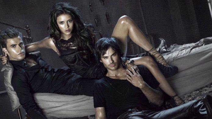The Vampire Diaries streaming 4