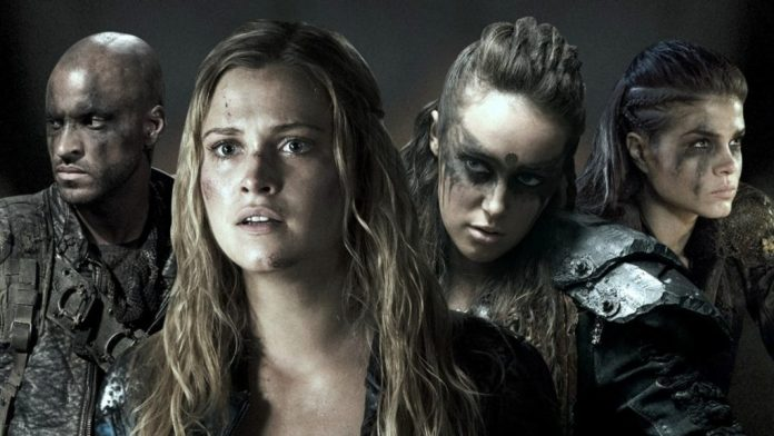 The 100 streaming