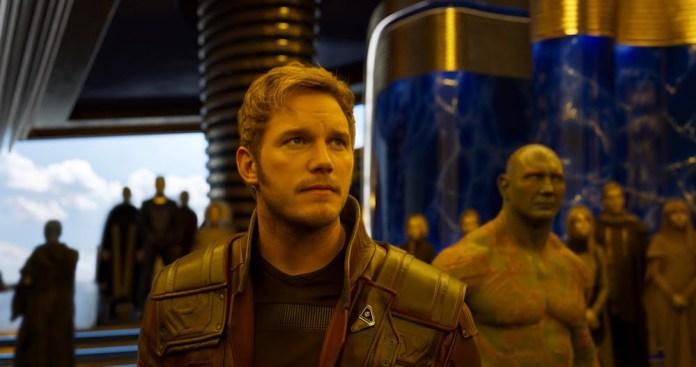 """Guardiani della Galassia Vol 2 -Chriss Pratt da """"grasso"""" a sexy"""