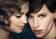 "Immagine dal film ""The Danish Girl"""