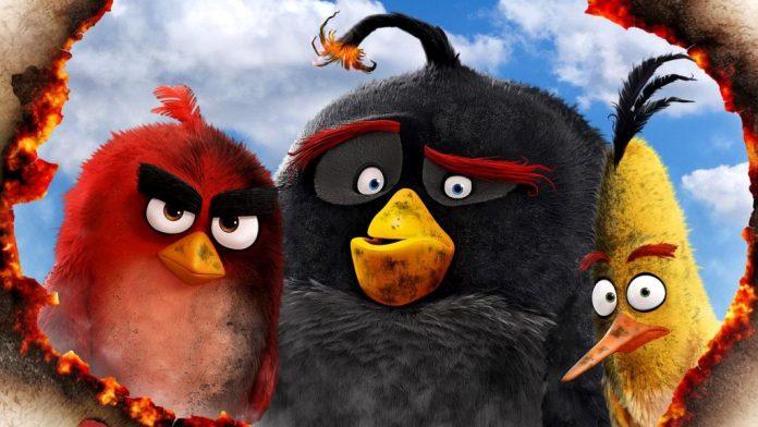 """Immagine dal film """"Angry Birds - Il film"""". Migliori film d'animazione 2016"""