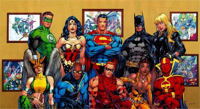 Wonder Woman: Justice League e i Vendicatori