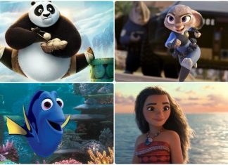 migliori film d'animazione 2016