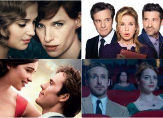 migliori film d'amore 2016