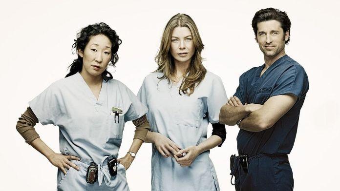 Grey's anatomy episodi e stagioni