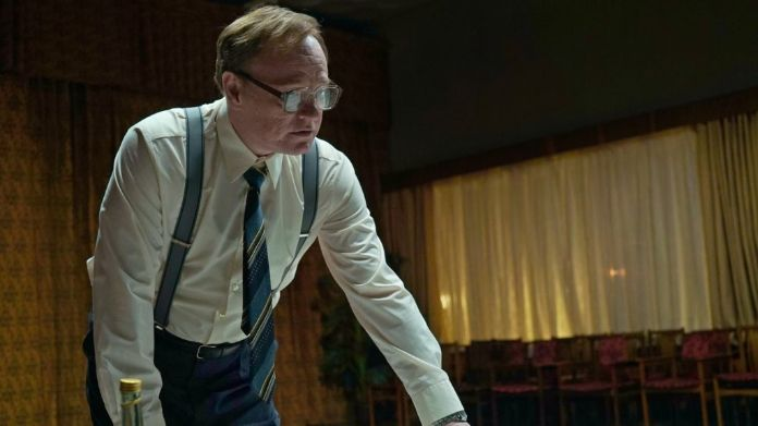 Chernobyl serie TV cast