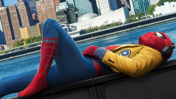 Spider-Man: Homecoming Film Netflix
